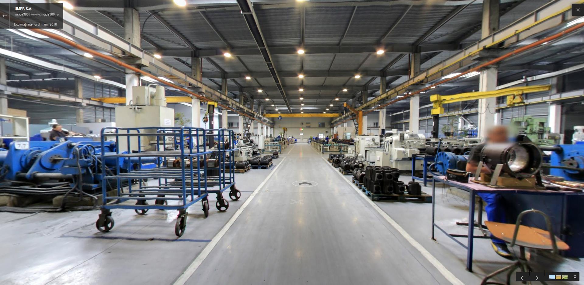 UMEB - producator motoare electrice